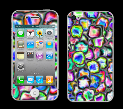 Custom Skins for the iphone 4